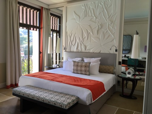 Royal Riviera, beautiful sea & garden view room