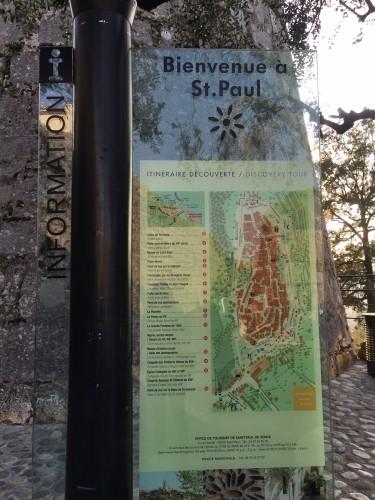 Bienvenue a St. Paul!