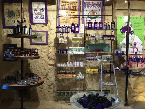 Tourrettes-sur-Loup cutest little shop