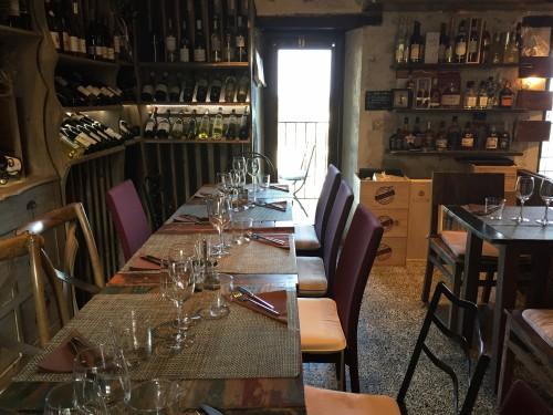 Tourrettes-sur-Loup cutest little wine bar