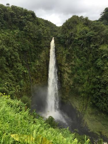Amazing Akaka Falls