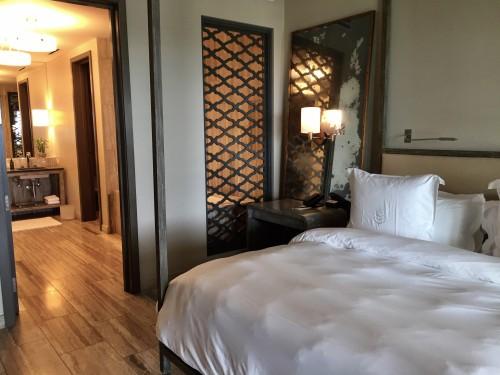 My beautiful room- Ocean View One Bedroom Suite with plunge pool!