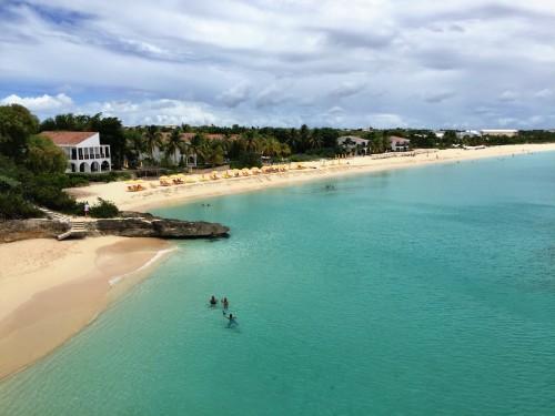 Malliouhana- Mead's Bay beach