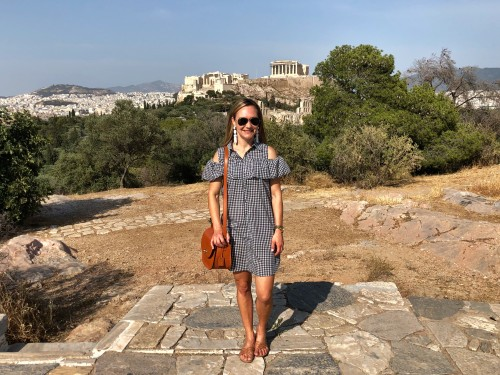 Acropolis views in Athens