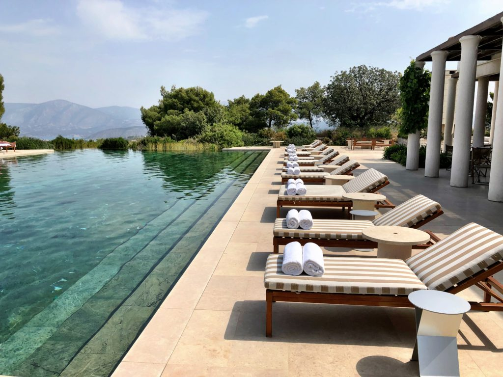 Greece Part 1: Athens, Spetses, Amanzoe, Naxos