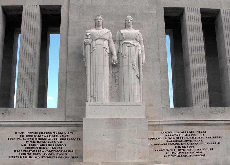 Château-Thierry - Monument Américain