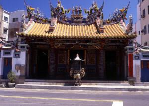 城隍廟外觀