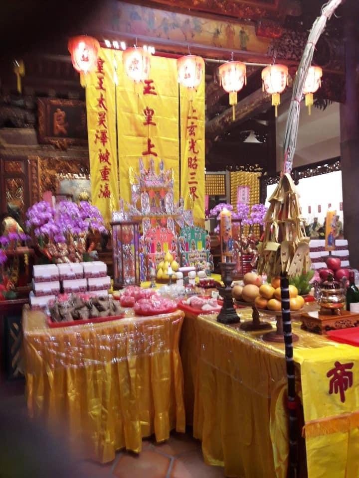 玉皇上帝聖誕-臺灣府城隍廟
