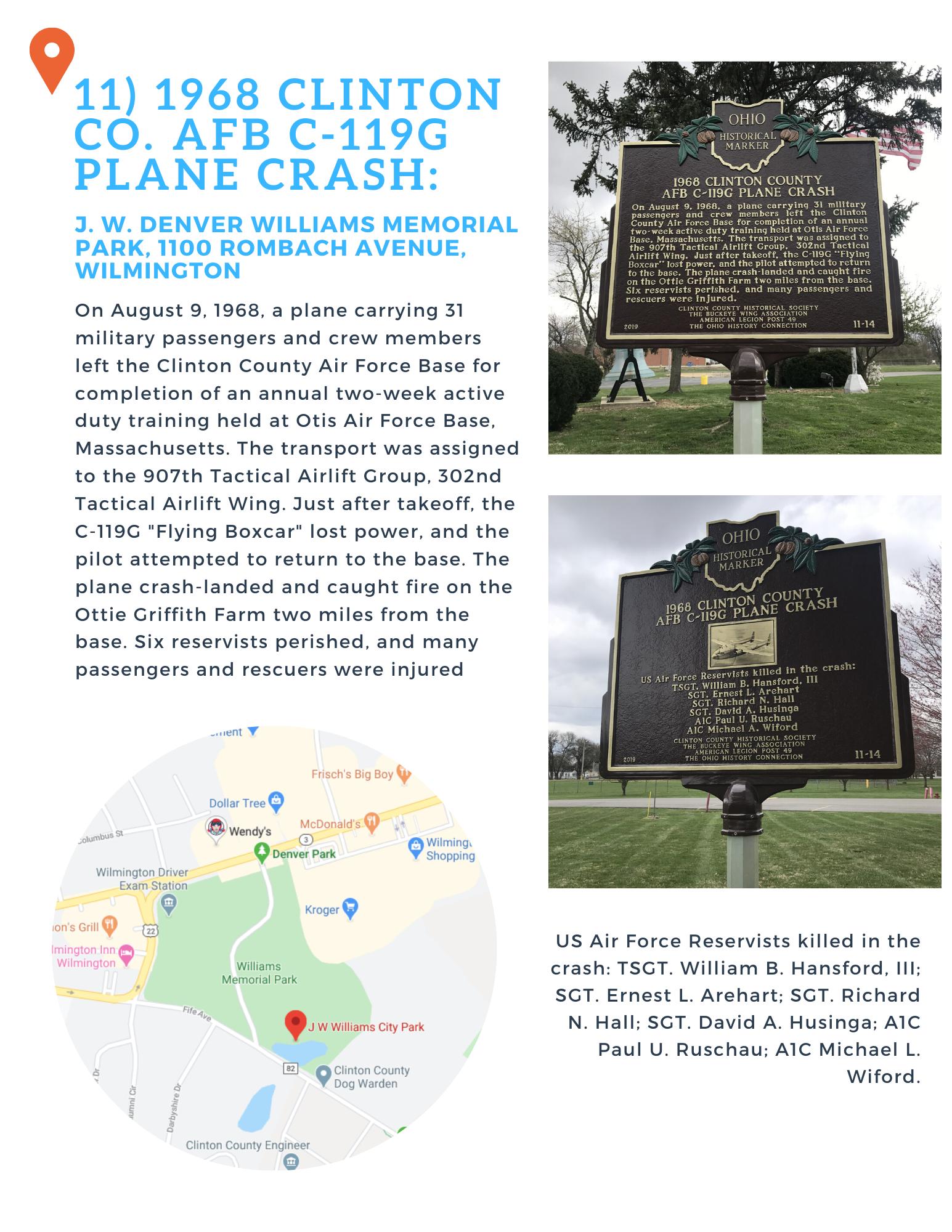 CCAFB Crash #11