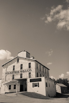 Local History: Sugartree Mill Co.