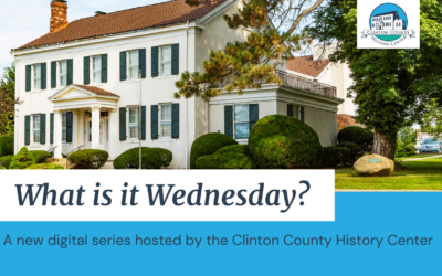 What is it Wednesday? Sarah & Issac Harvey's History