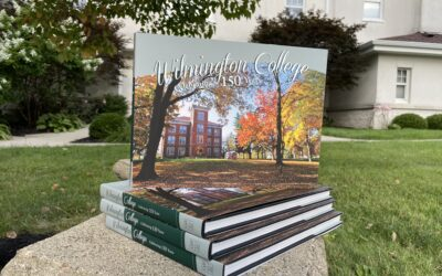 Now on Sale: Wilmington College's 150th Anniversary Book