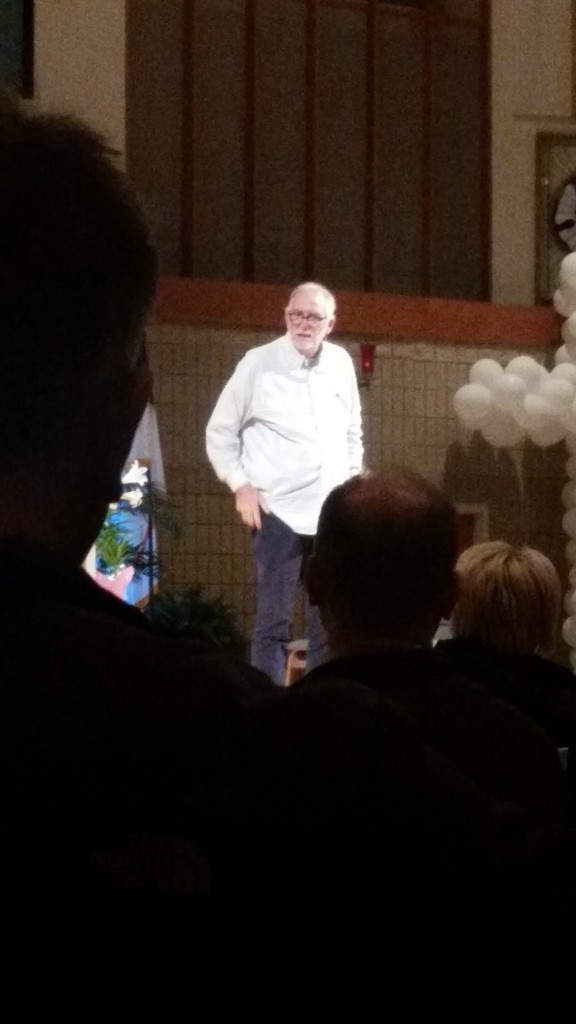 Bob Goff spoke at Immanuel Lutheran in Macomb, Mich., and I was blessed to see him there. I first saw Bob speak at MOMCon 2015.