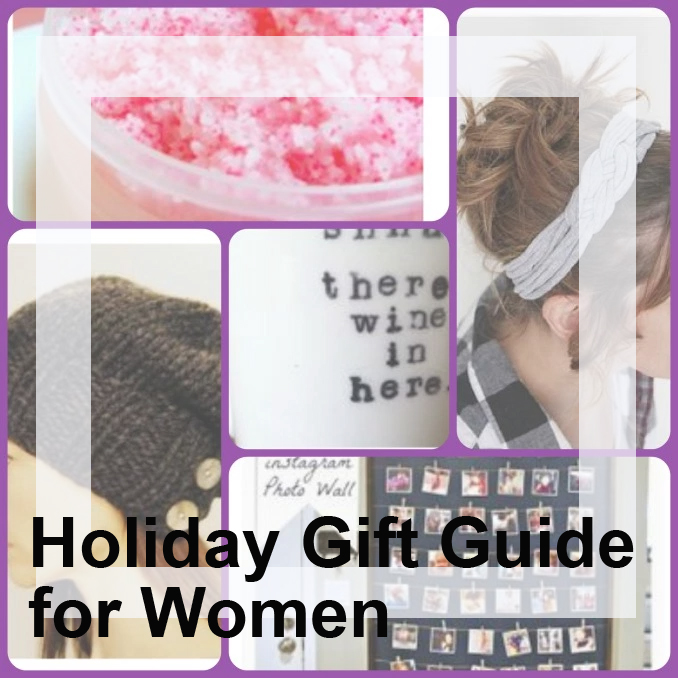 Here comes Christmas: A gift guide for the ladies