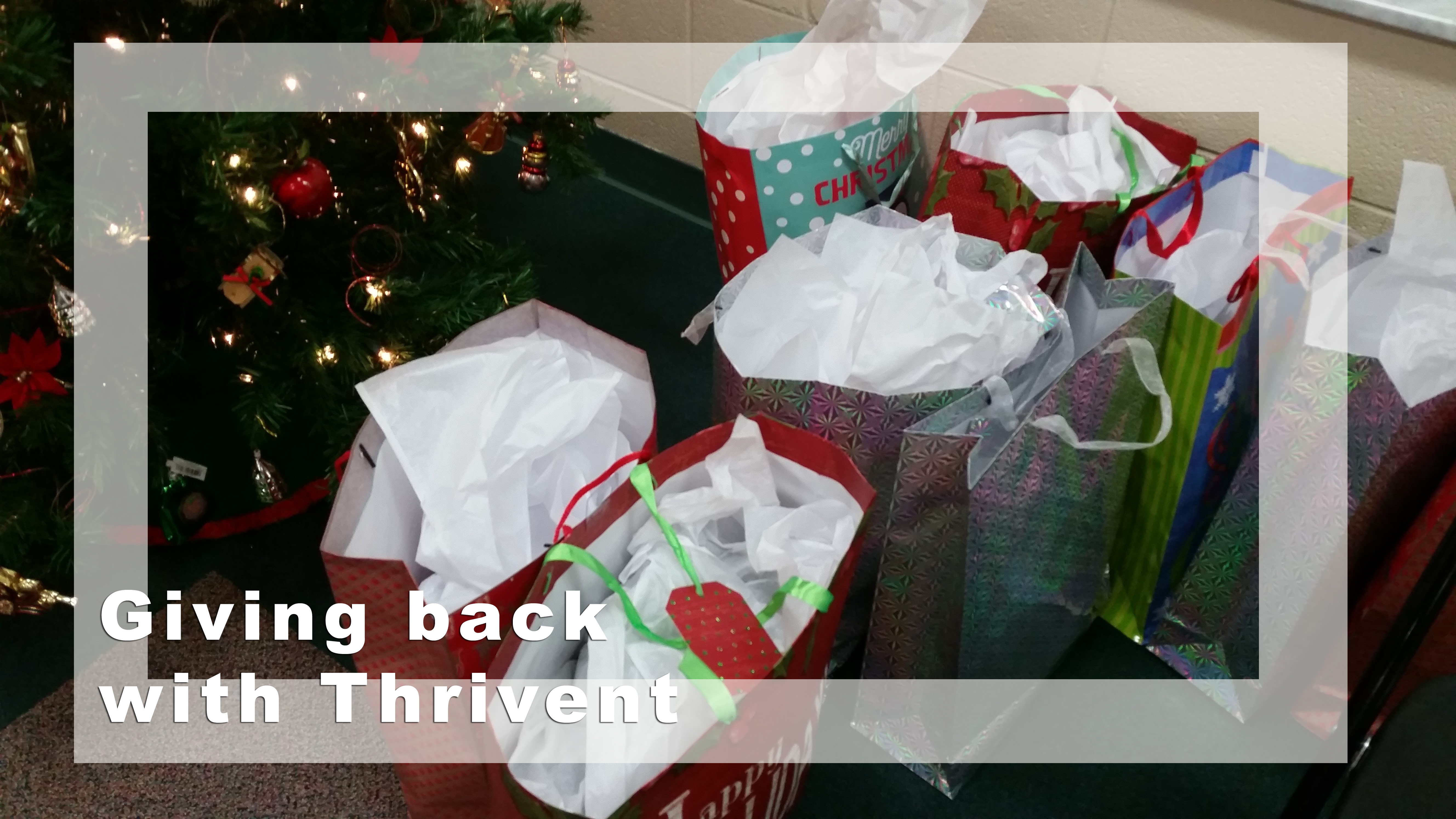 How Thrivent Action Team helped us give back to women in need