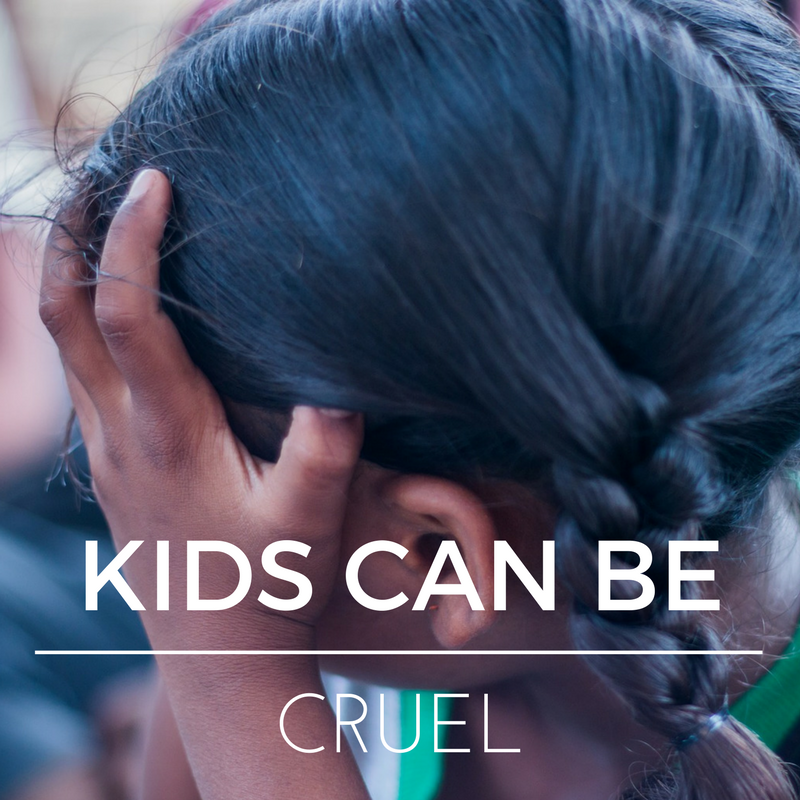Kids can be cruel: Overcoming the fifth-grade torment