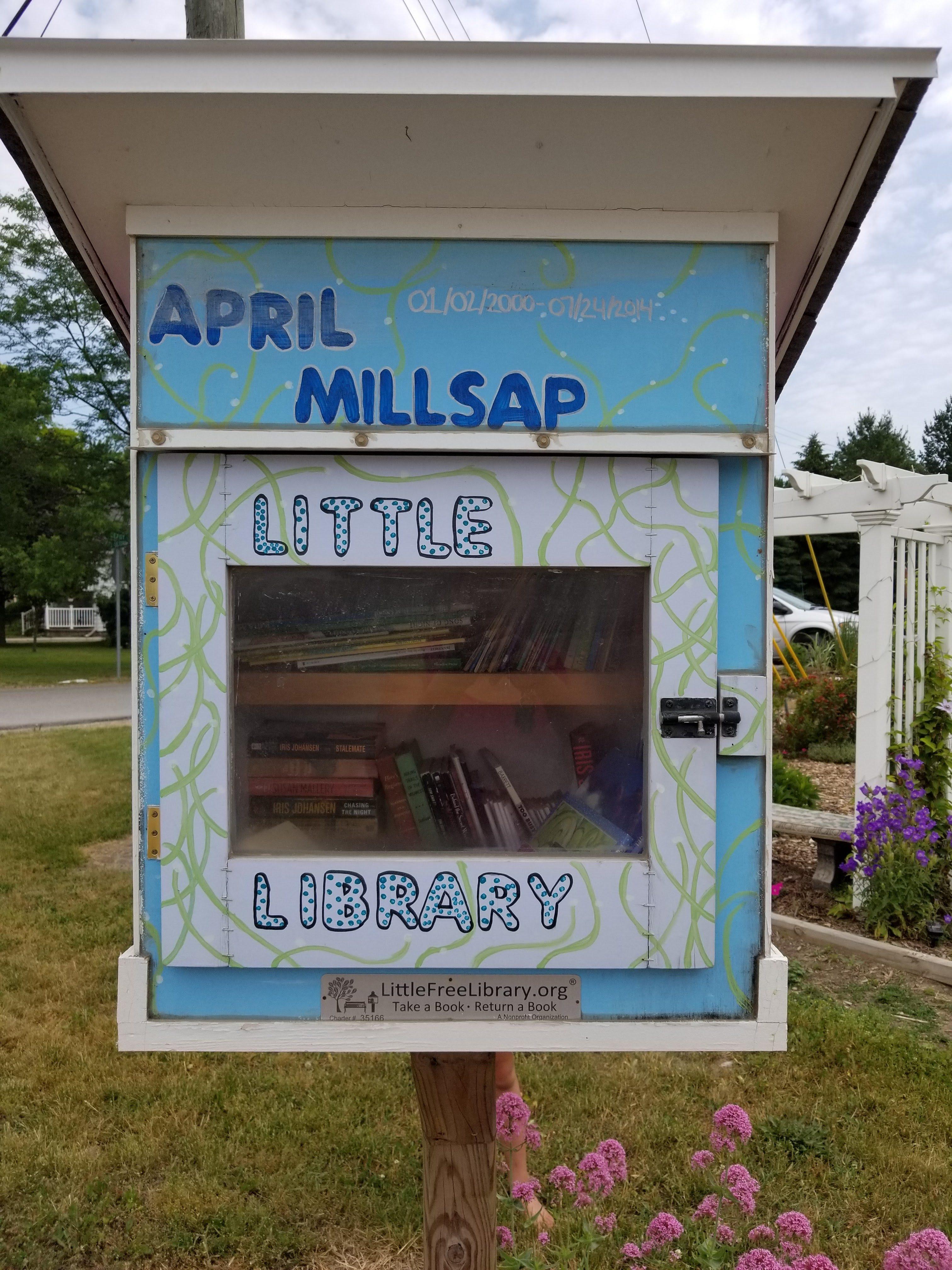 Summer Bucket List: Visit a new Little Free Library