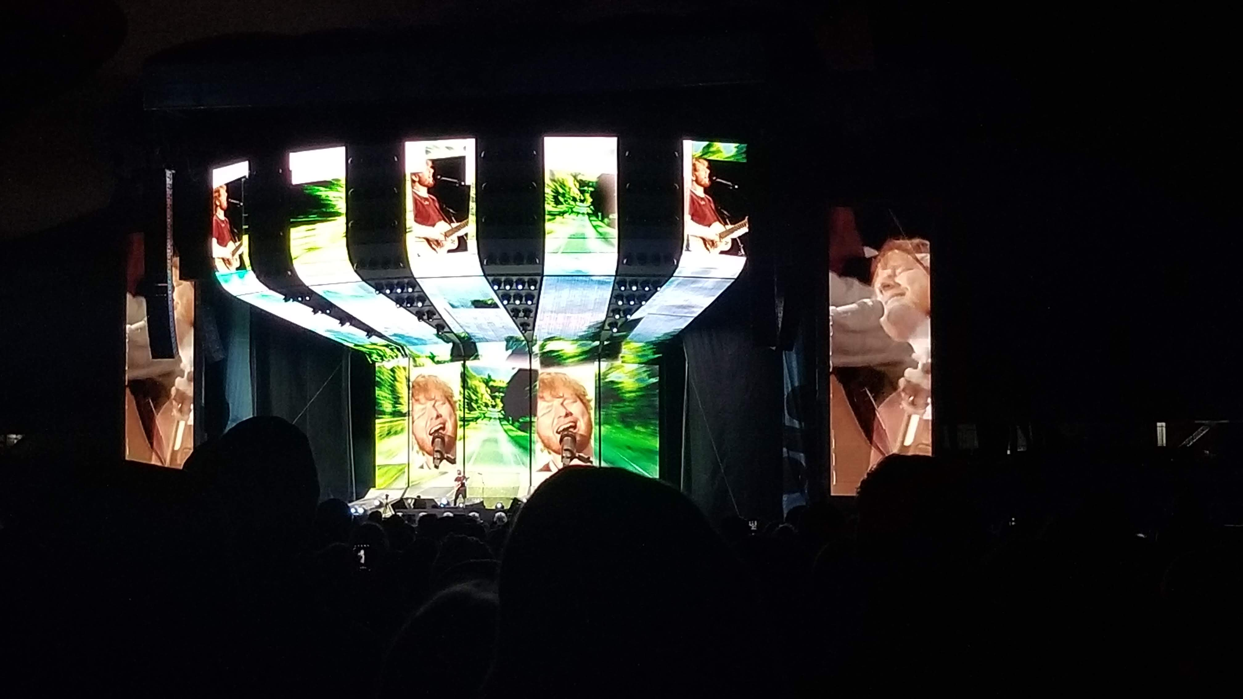 Ed Sheeran Divide Concert is Well Worth the Money