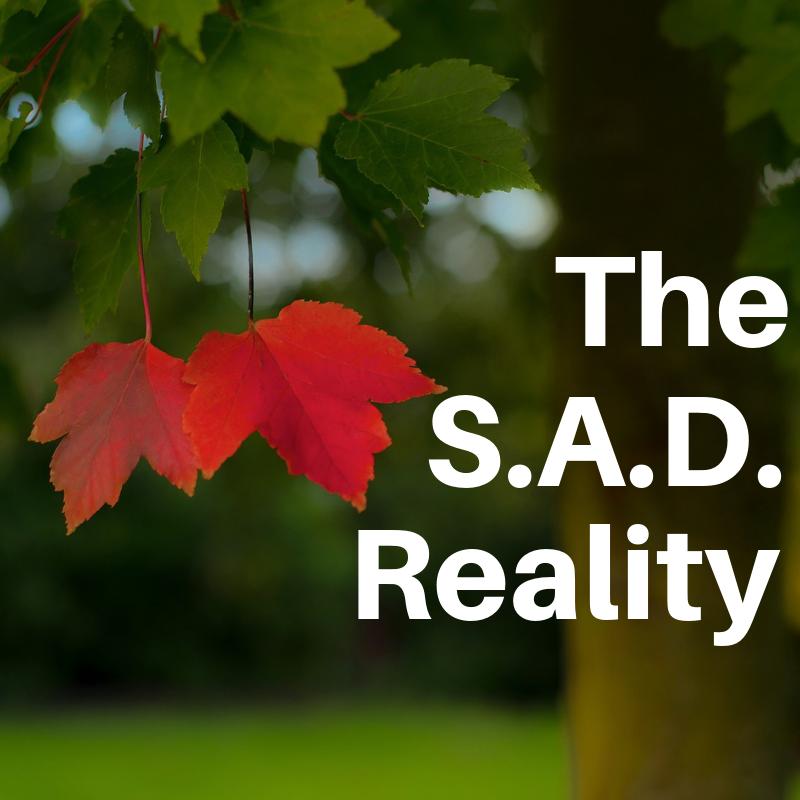 The SAD Reality: Living with Seasonal Affective Disorder