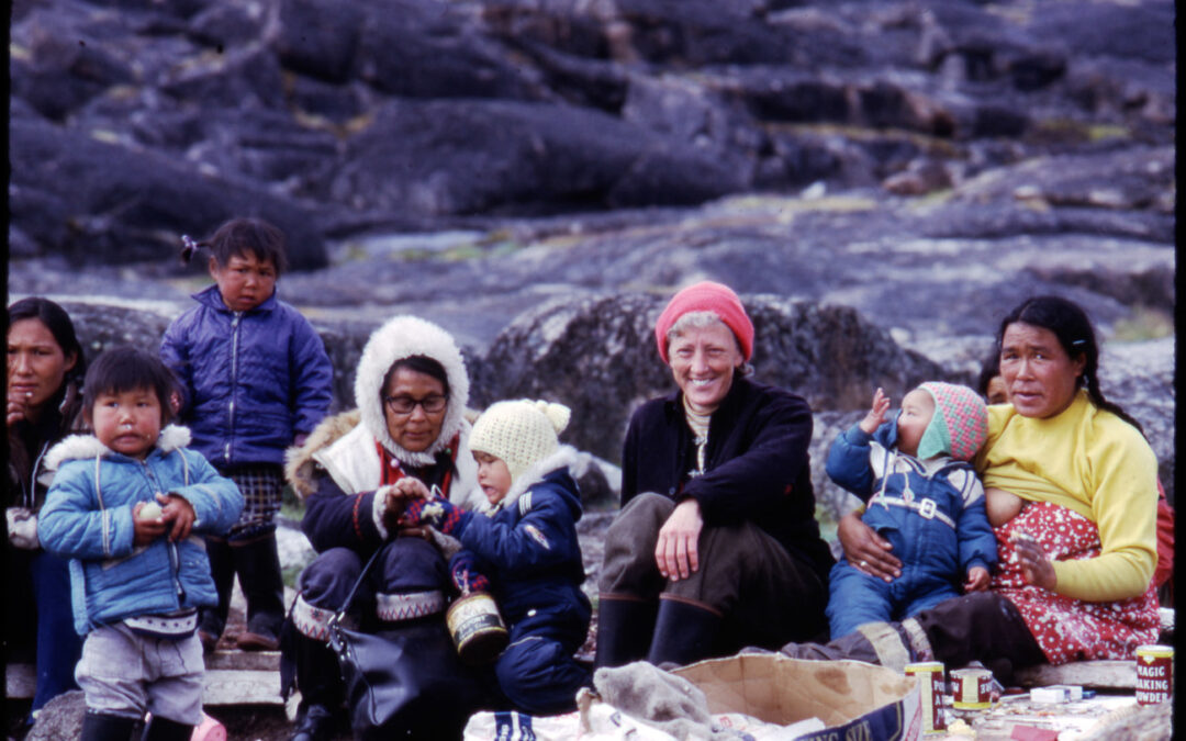 How Inuit Parents Teach Kids To Control Their Anger