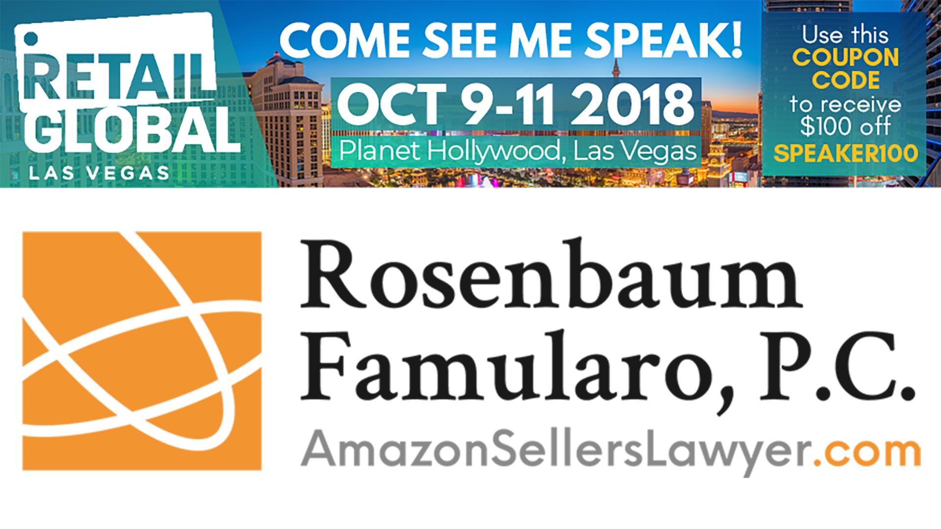 event - Retail Global Las Vegas 2018