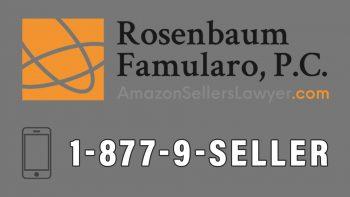 Amazon Sellers Lawyer