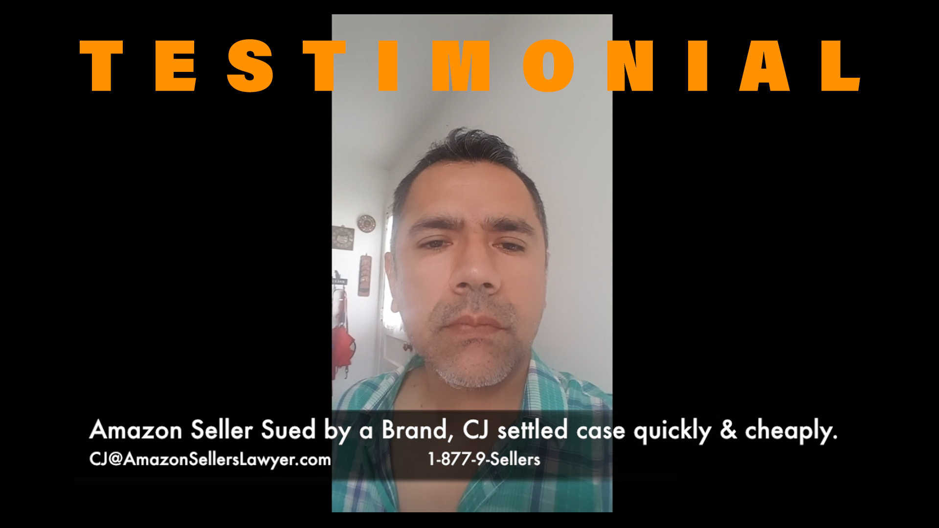 Sued by a Brand