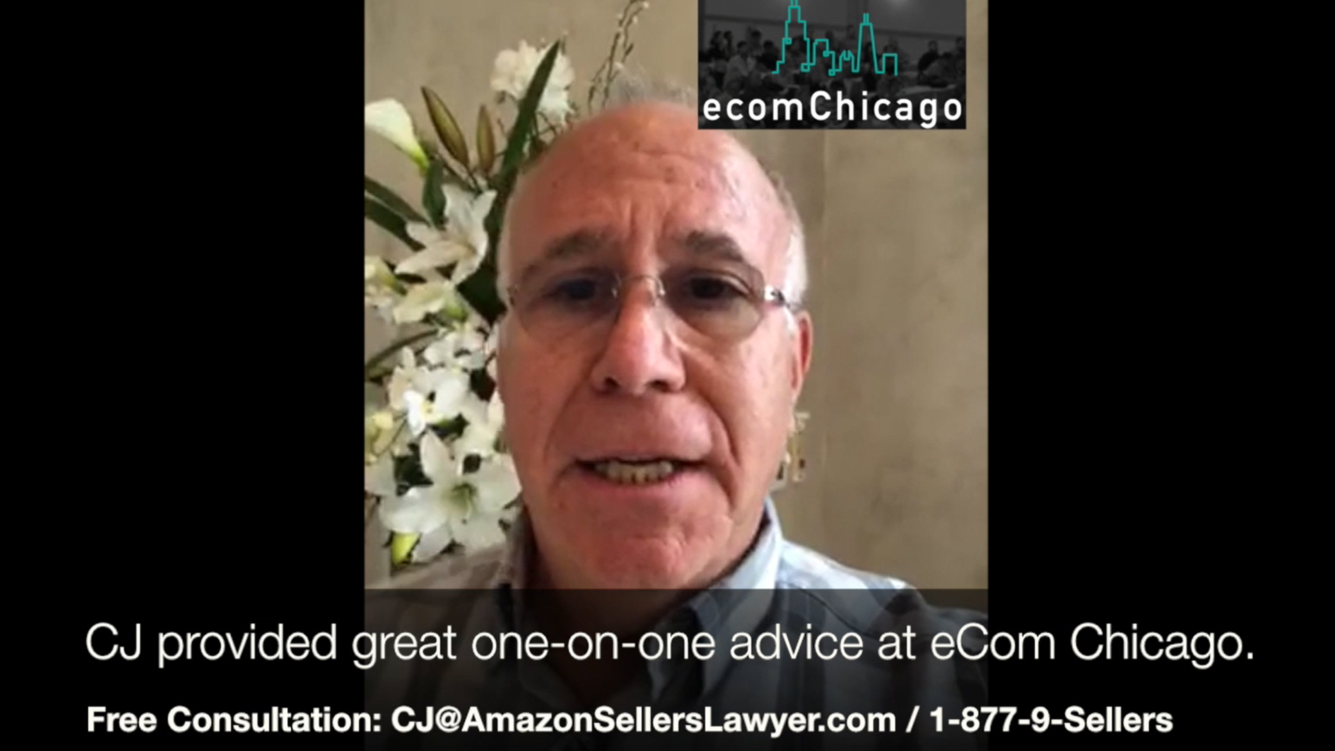 testimonial - Legal Problems with an Amazon Suspension