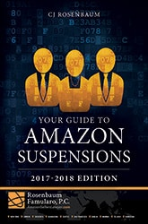 Book: Your Guide to Amazon Suspensions