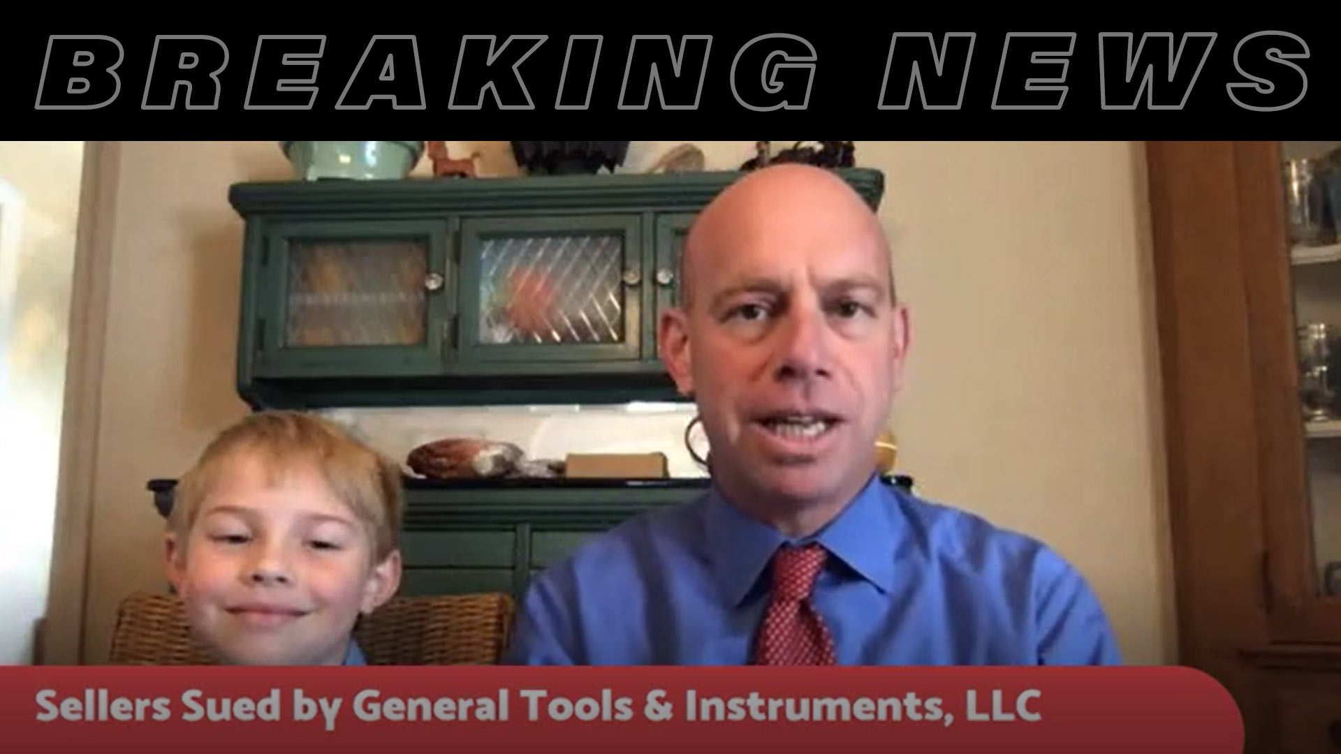 Sellers sued by General Tools & Instruments LLC