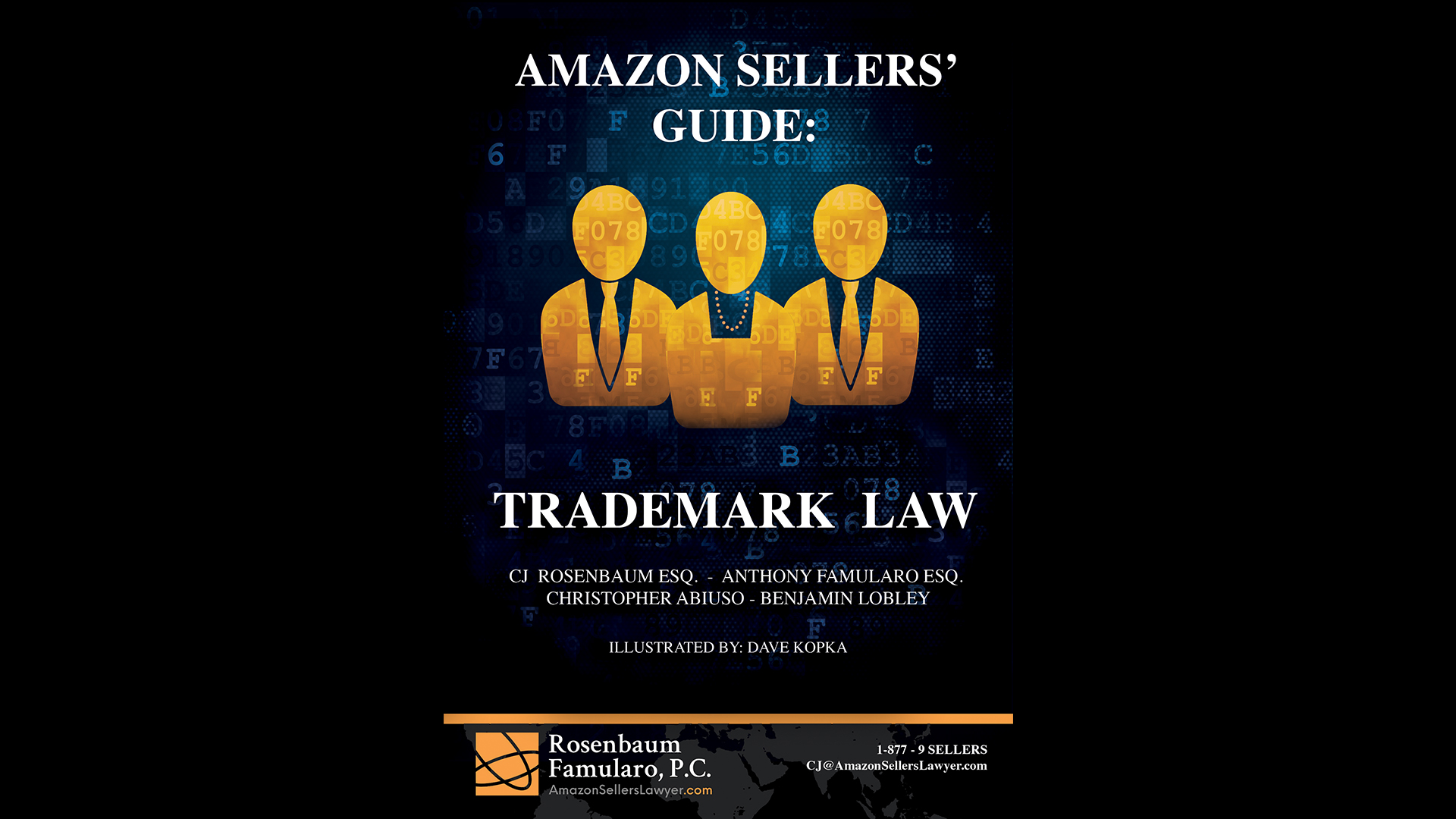 book Amazon Sellers Guide - Trademark Law