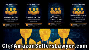 Amazon Sellers Lawyer Books - Guide to AMZ Suspensions: Sellers must tread carefully to avoid suspensions.