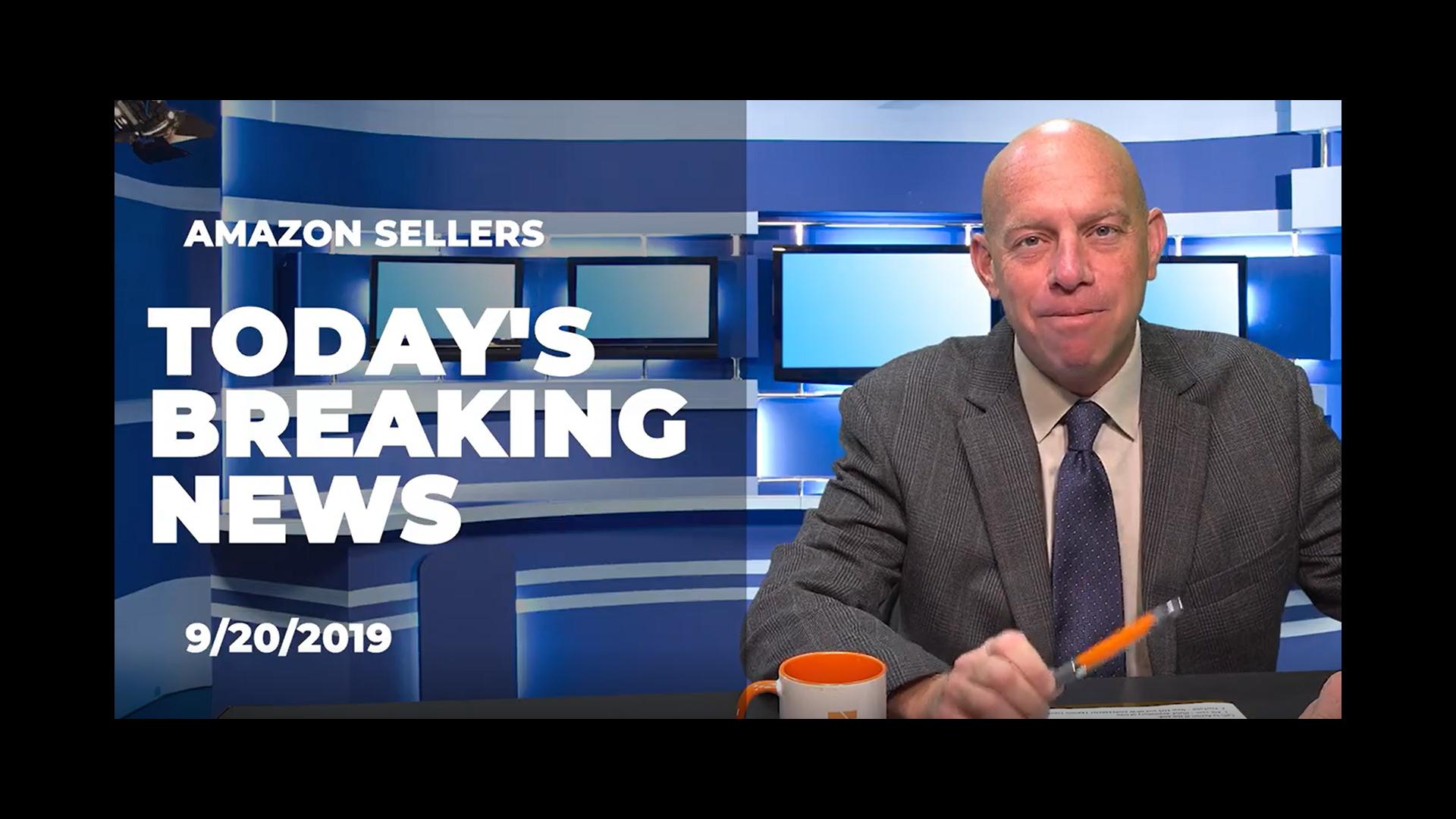Amazon Suspension News 9-20-19