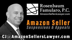 Amazon Inauthentic Suspensions & Invoices