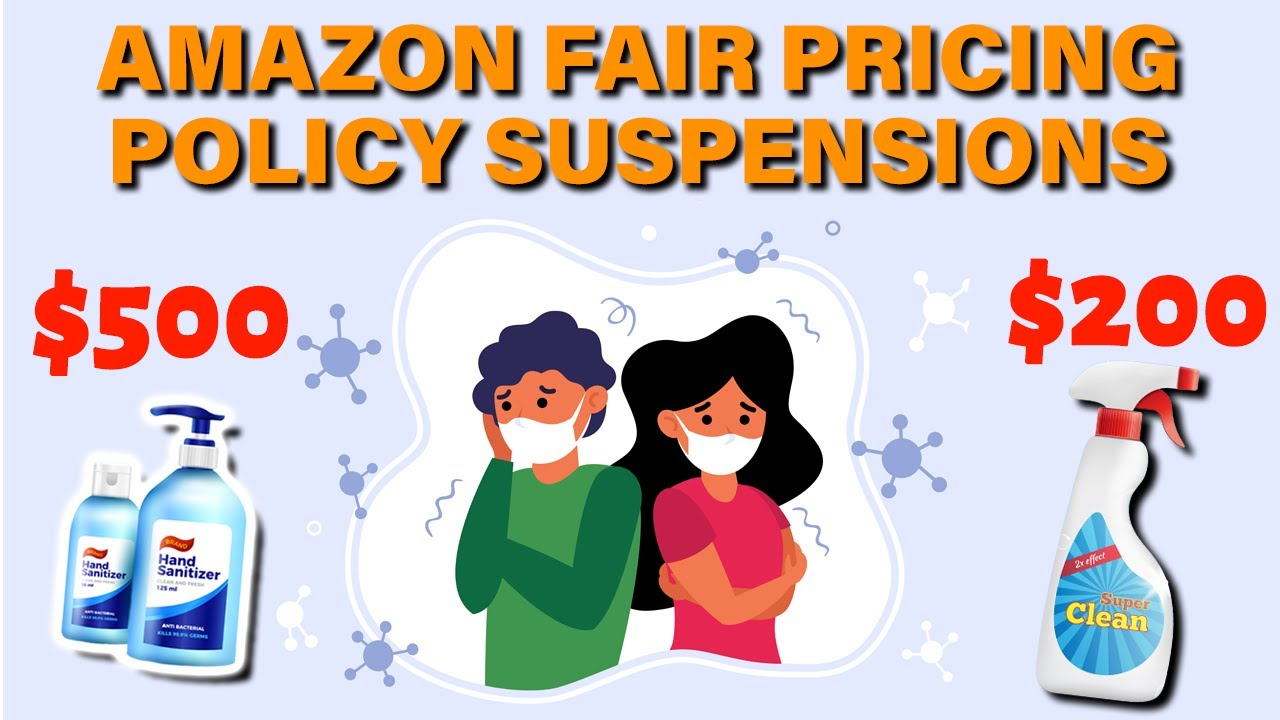 Amazon Marketplace Fair Pricing Policy Violation Price Gouging Suspensions