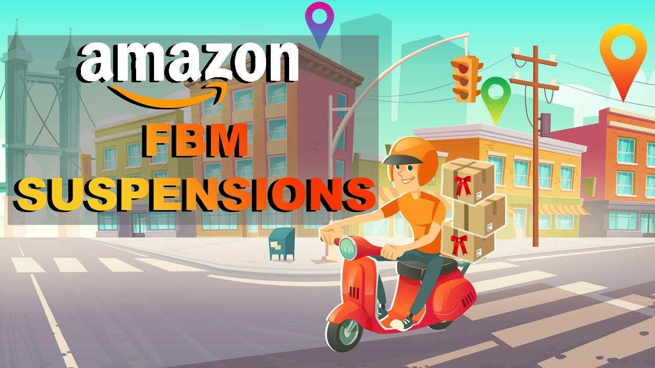 Updating Order Management Software & Amazon FBM Suspensions