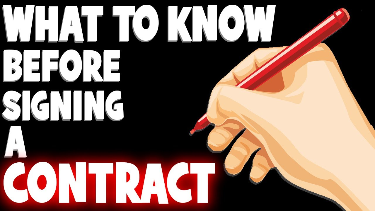 Amazon seller business law common provisions to know about before signing contracts.
