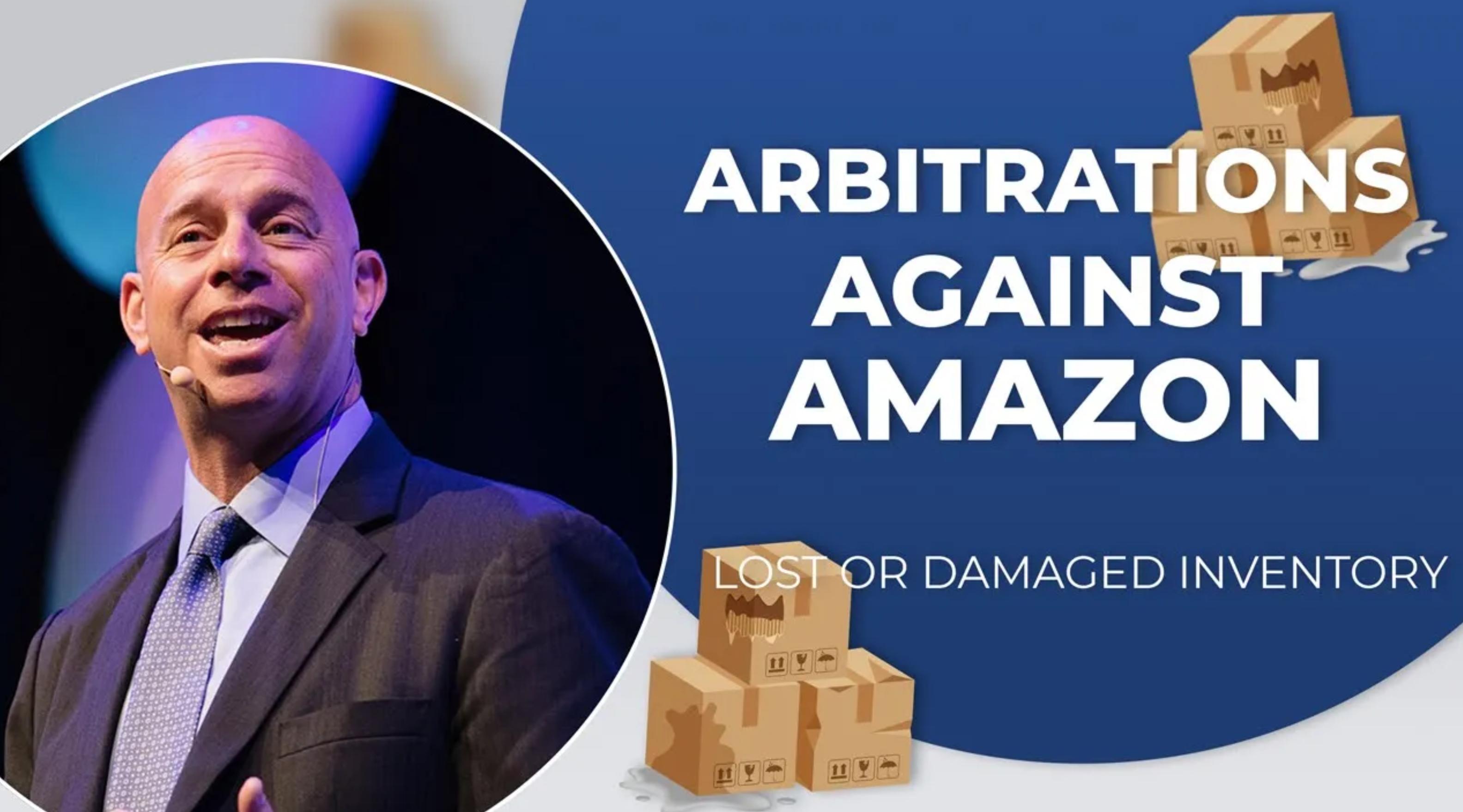arbitration against Amazon
