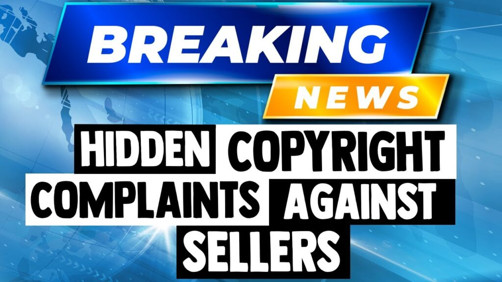 Amazon Disguising Copyright Complaints as Listing Violations Against Sellers