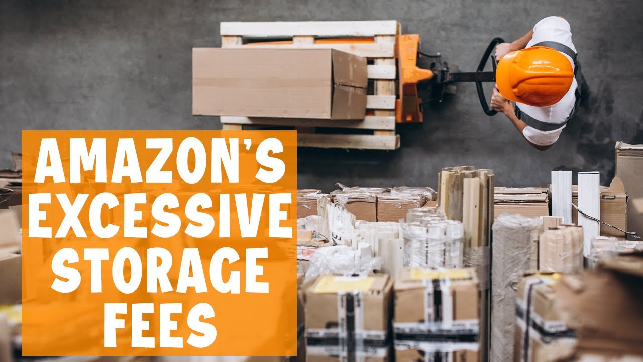 What You Need To Know About Amazon's INCORRECT & EXCESSIVE FBA storage fees