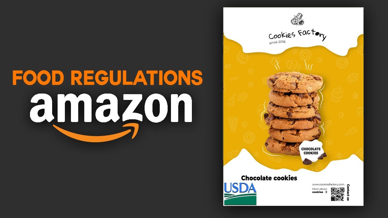 Amazon Sellers Must Comply with USDA's Rules & Regulations when Selling Food Products on Amazon.com