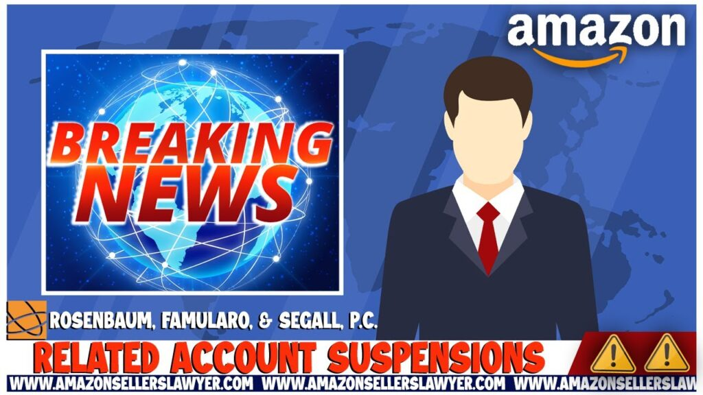related seller account suspensions