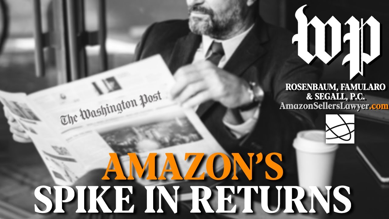 Amazon's Jeff Bezos & The Washington Post Warn Retailers of High Return Rates in January