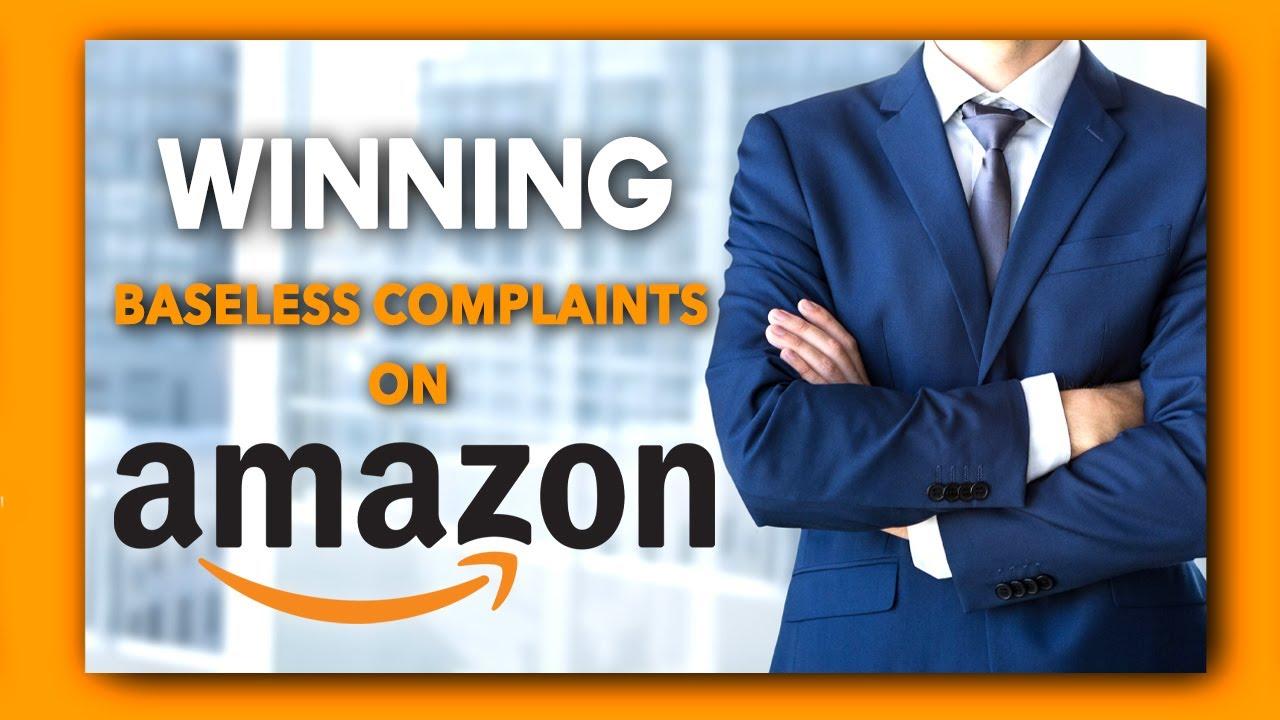 baseless IP complaints