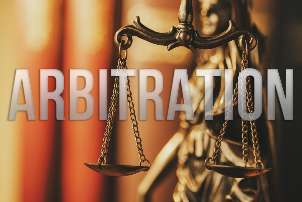 arbitration against Amazon for sellers