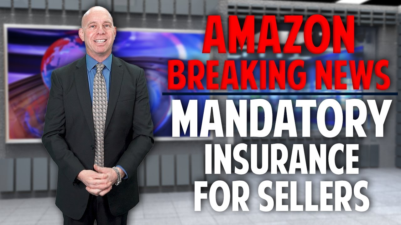 Amazon Enforcing Proof of Insurance for Gross Sales Reaching $10,000