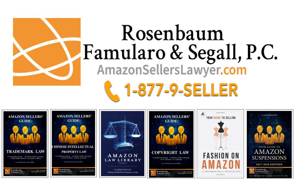 Amazon Sellers Lawyer books