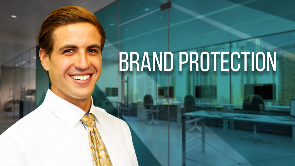 brand protection services on Amazon
