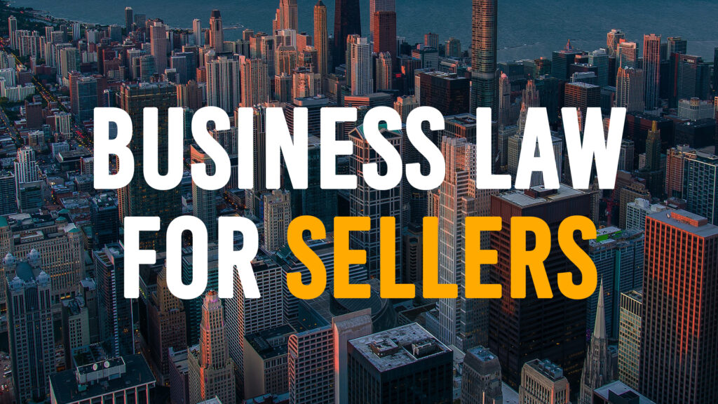 business law for AMZ sellers
