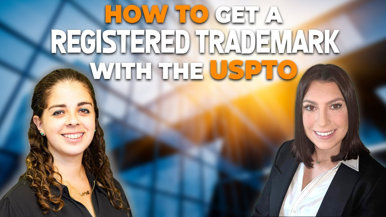 registering a trademark with USPTO
